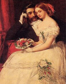 Art by William Powell Frith